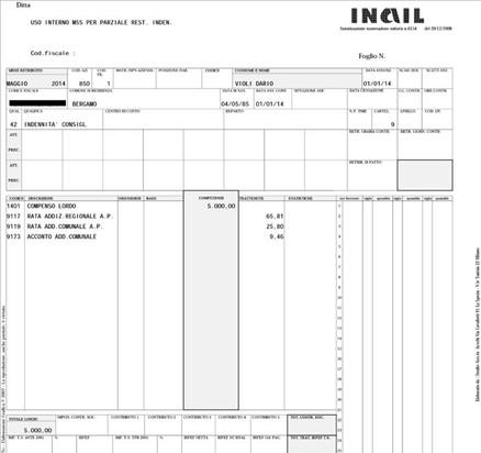 Risultati immagini per corso buste paga